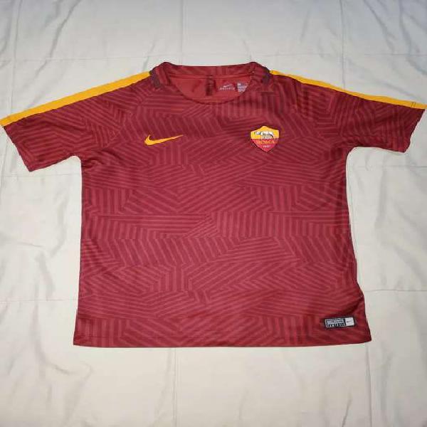 Camiseta roma nike original talle m niños