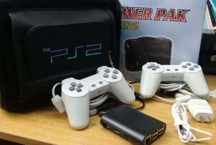 Consola retro retrobox 32gb 2 joysticks 25000 juegos retros