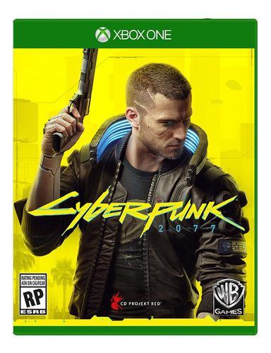 Cyberpunk 2077 juego xbox one nuevo cd fisico original