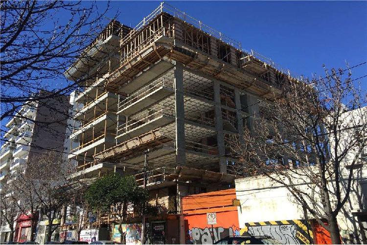 Departamento venta monoambiente c/balcon lourdes