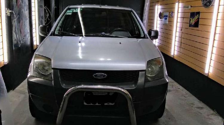 Ford ecosport xls 1.6 2005 al dia.