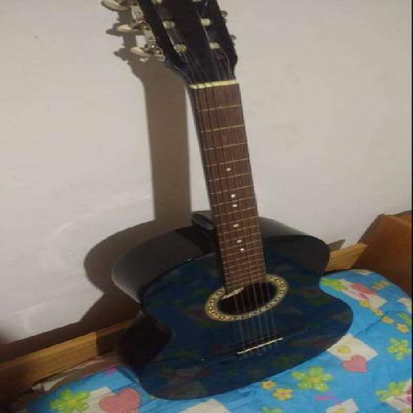Guitarra criolla m2