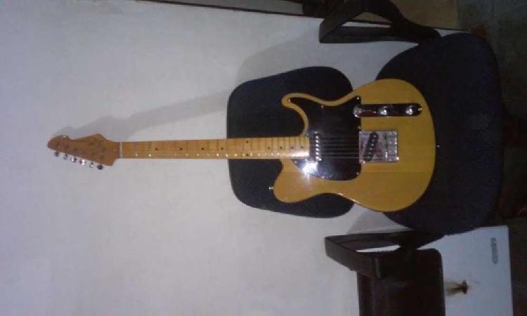 Guitarra electrica, peavey telecaster, exelente permuto x