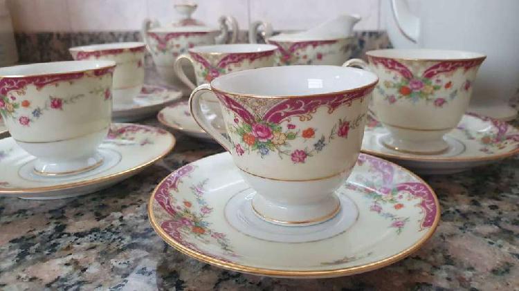 Juago de cafe porcelana tsuyi
