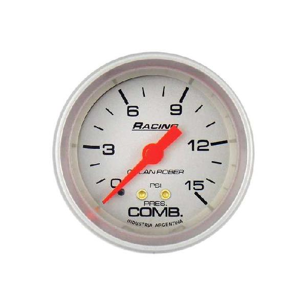 Presión de combustible 52mm orlan rober racing 15 psi