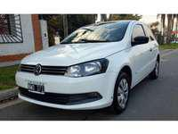 Vw gol trend 2014 - 52.000 km - blanco impecable