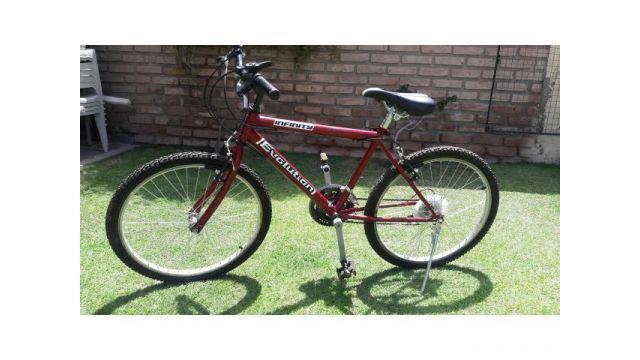 Bicicleta mtb r24