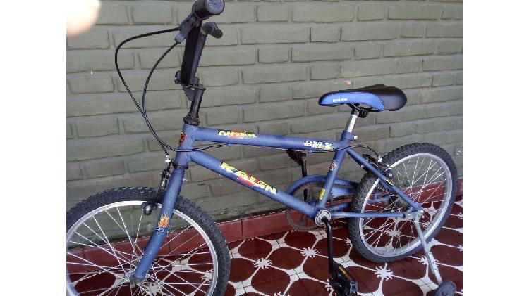 Bicicleta para niño o niña rodado 20. ideal para 6 a 12