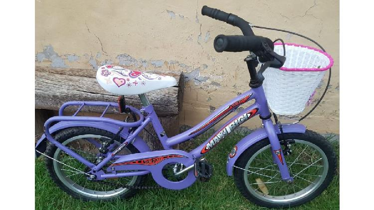 Vendo bici oportunidad día del niño