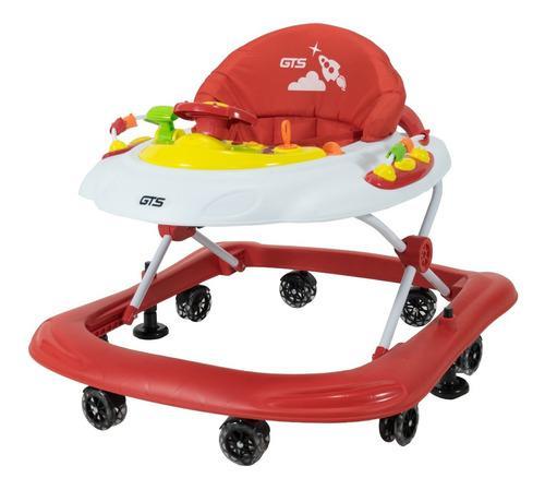 Andador de bebe de lujo m8 gts ruedas de silicona