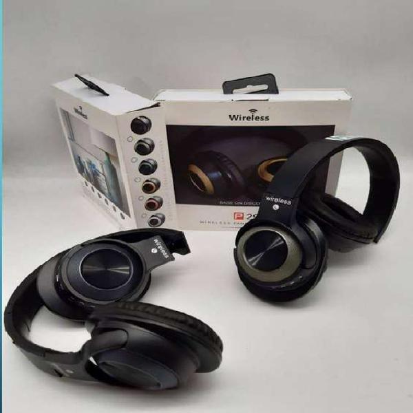 Auriculares inalambricos p29 excelente calidad ! sonido