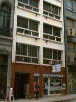 Depto monoambiente al frente con balcon - balvanera