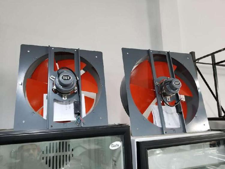 Extractor industrial reversible 52 cm tst nuevo