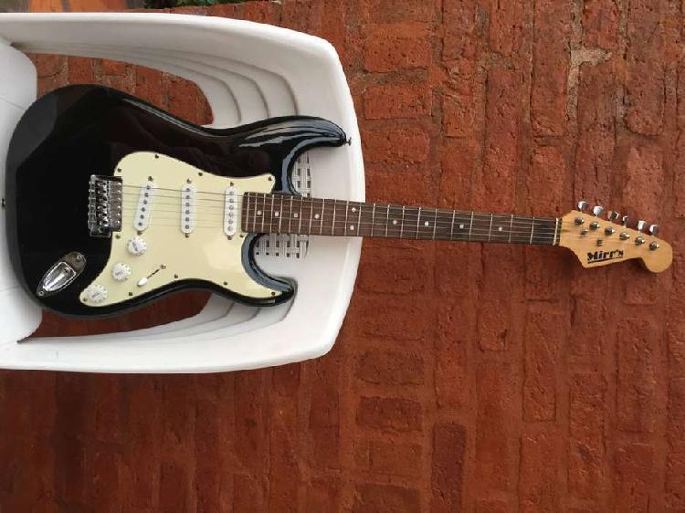 Guitarra mirr´s + amplificador decoud 20 w