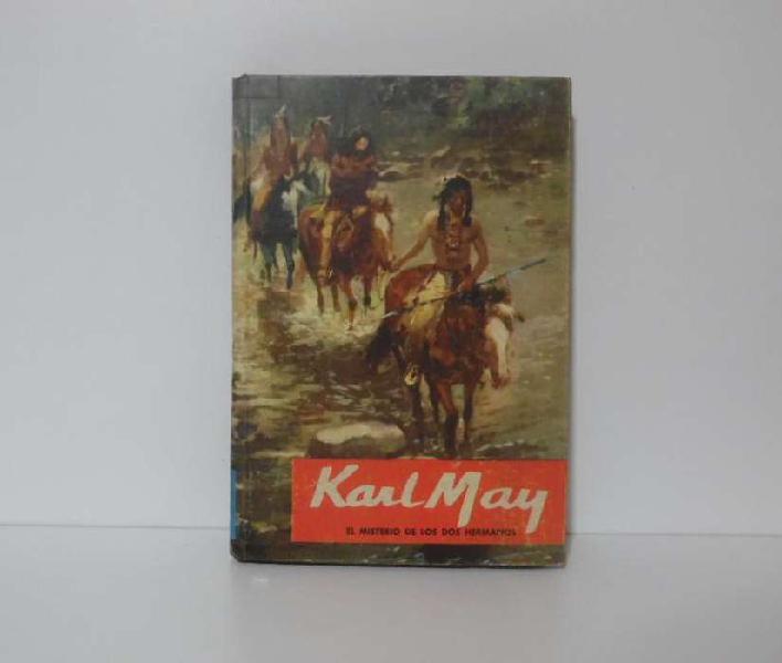 Karl may el misterio de los dos hermanos