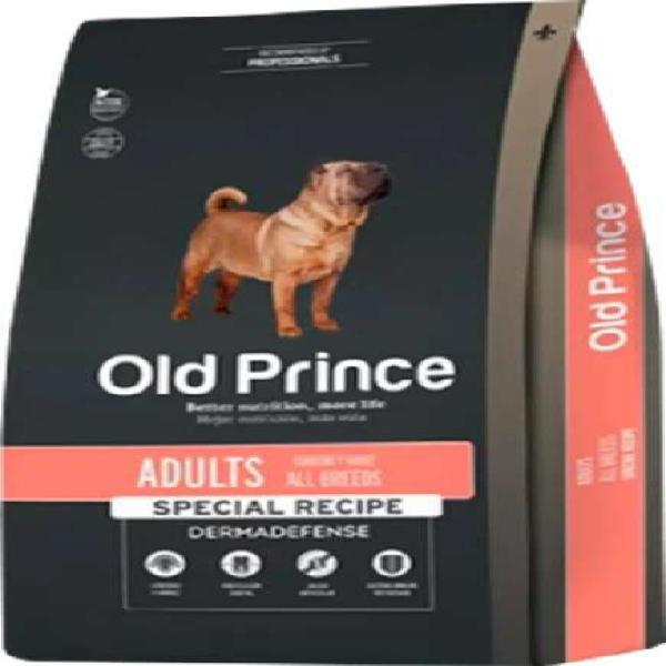 Old prince dermadefense cordero y arroz x 15
