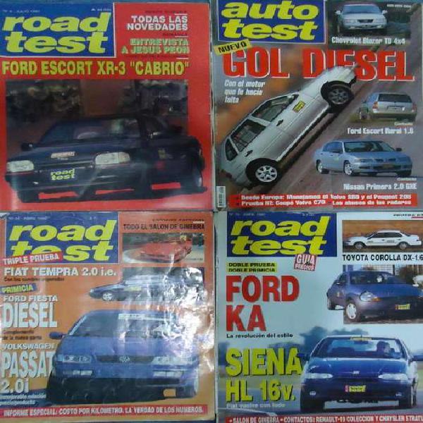 Revistas road test argentina