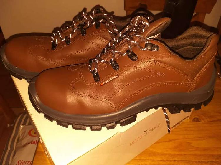 Zapato seguridad funcional nuevo talle 42