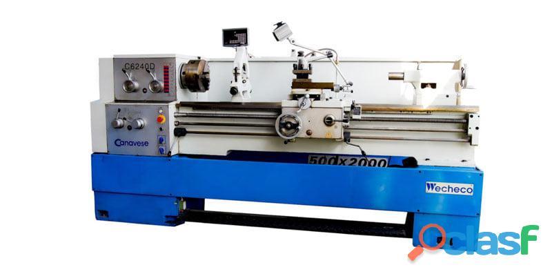 Maquinarias metalúrgicas /fresadoras/ tornos/ balancines/ plegadora y otros
