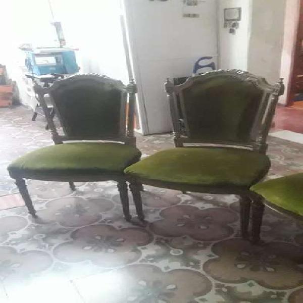 6 sillas luis xvi en perfecto estado