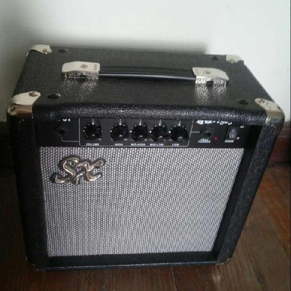 Amplificador sx 15w