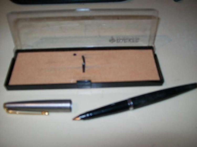 Bolígrafos, portaminas y lapiceras parker y sheaffer