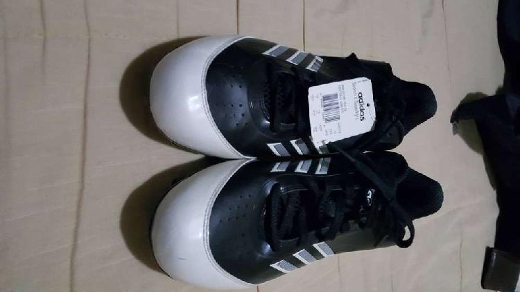 Botines de fútbol adidas scorch 13,5 usa 45,5 argentina