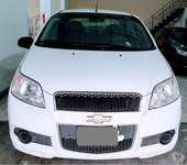 Chevrolet aveo 1.6 ls 2014 financiado 100% sin entrega