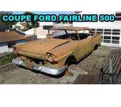 Ford fairlane 500 coupe
