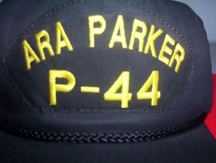 Gorra ara parker p-44 corbeta original