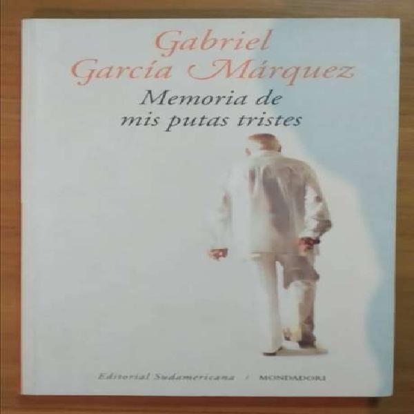 Gabriel garcía márquez - memoria de mis ptas tristes