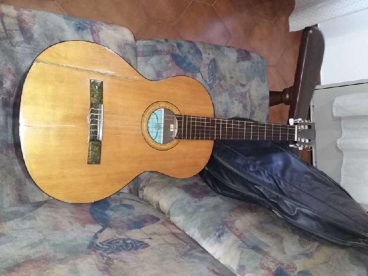 Guitarra criolla antigua casa nuñez estudio superior mod. a