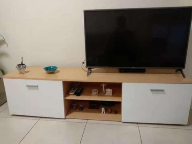 Moderno mueble rack para tv