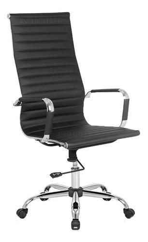 Sillon ejecutivo silla pc oficina escritorio rueda regulable