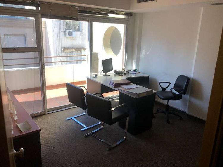 Microcentro oficina 80 m2 en alquiler