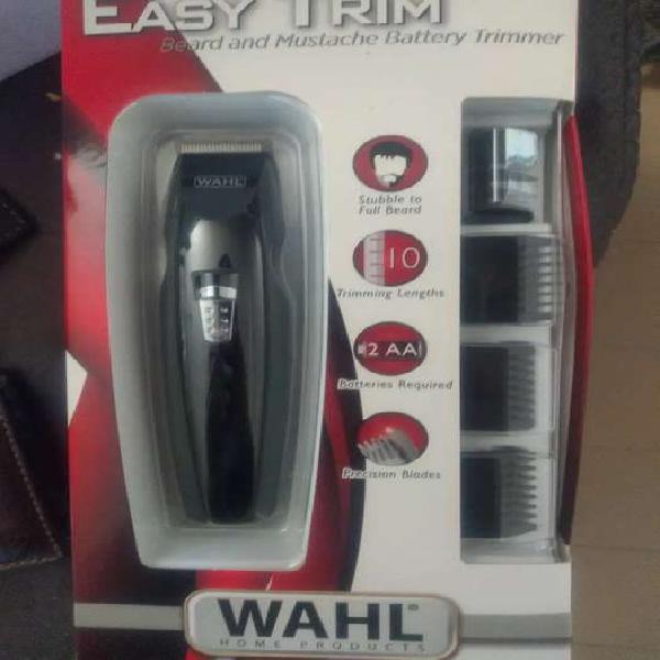 Máquina whal nueva sin uso