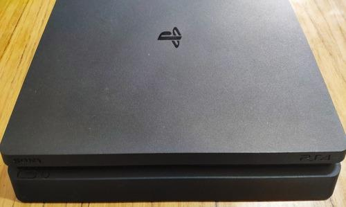 Sony ps4 slim de 1tb funcionando perfecto, descuento 2000