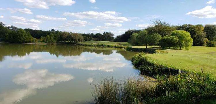 Venta terreno lote en la colina golf & polo