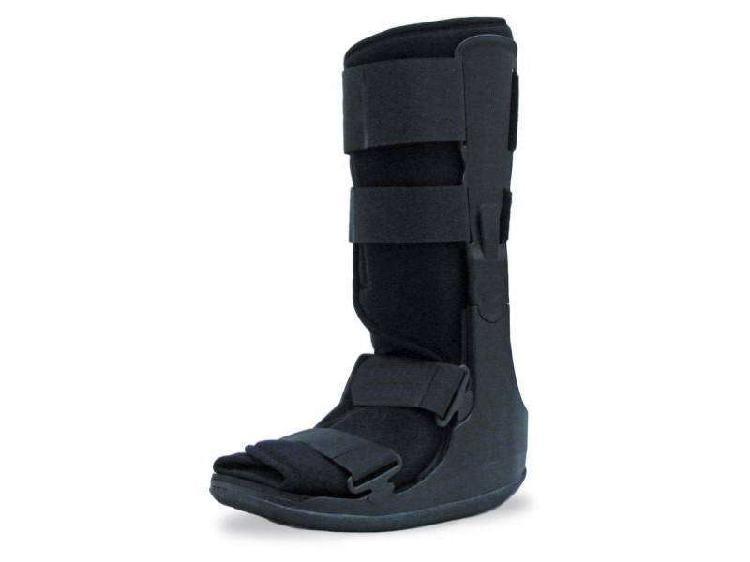 Alquilo bota ortopédica