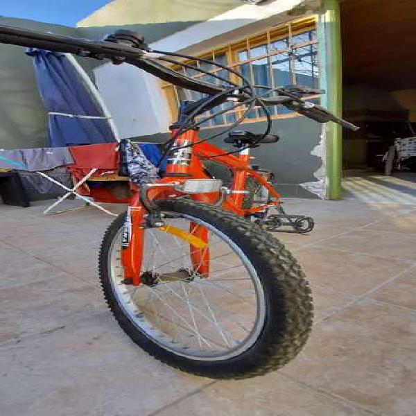 Bicicleta kuwara niño