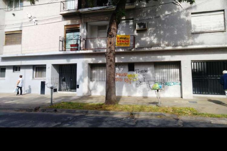 Departamento en venta haedo / moron (b123 60)
