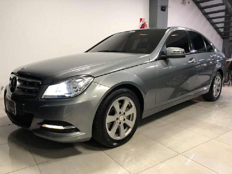 Mercedes benz c200 blue efficiency 2013