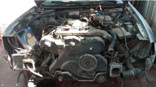 Motor audi a6 v6 2.5 tdi (baja completo)