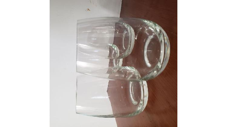 Outlet vaso bombe cristal