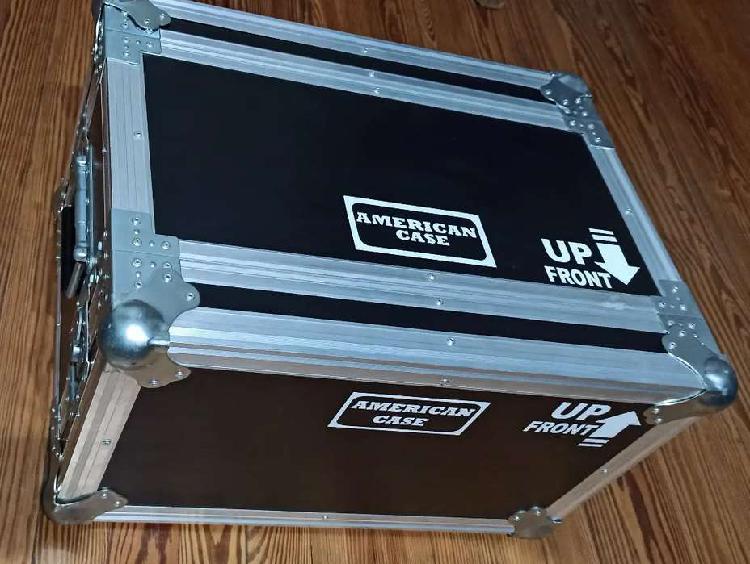 Rack 3 unidades + espacio adicional american case.