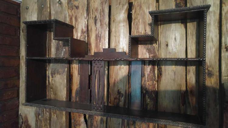 Repisa para comedor o cocina de madera masisa deco de los