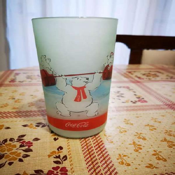 Vasos de coleccion coca cola olimpicos