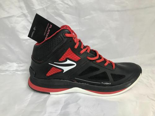 Zapatillas topper playmaker basquet 3 colores!!