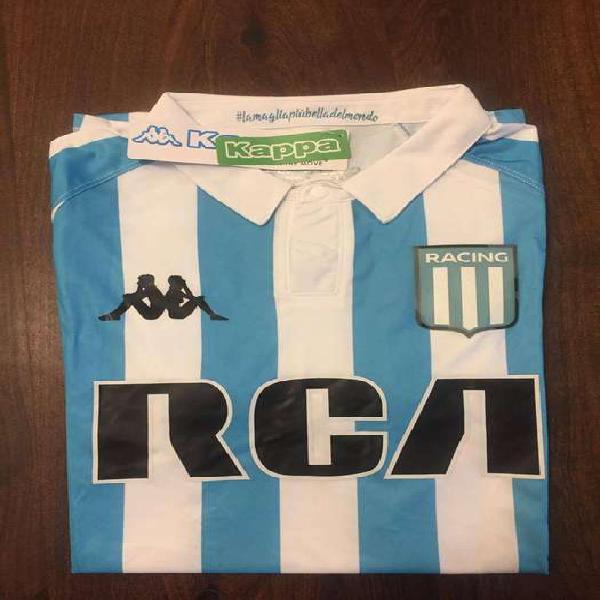 Camiseta racing club - fútbol