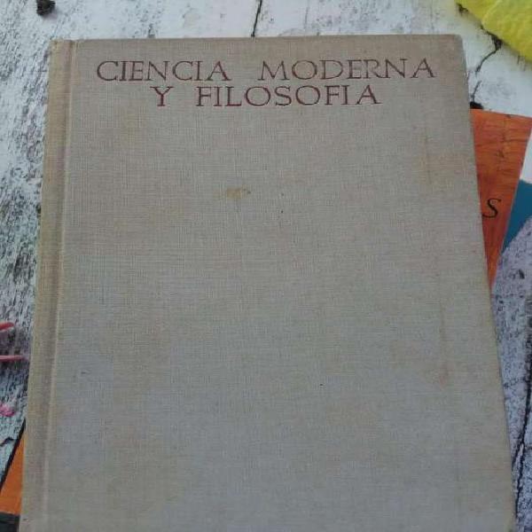 Ciencia moderna y filosofía jose ma. riaza